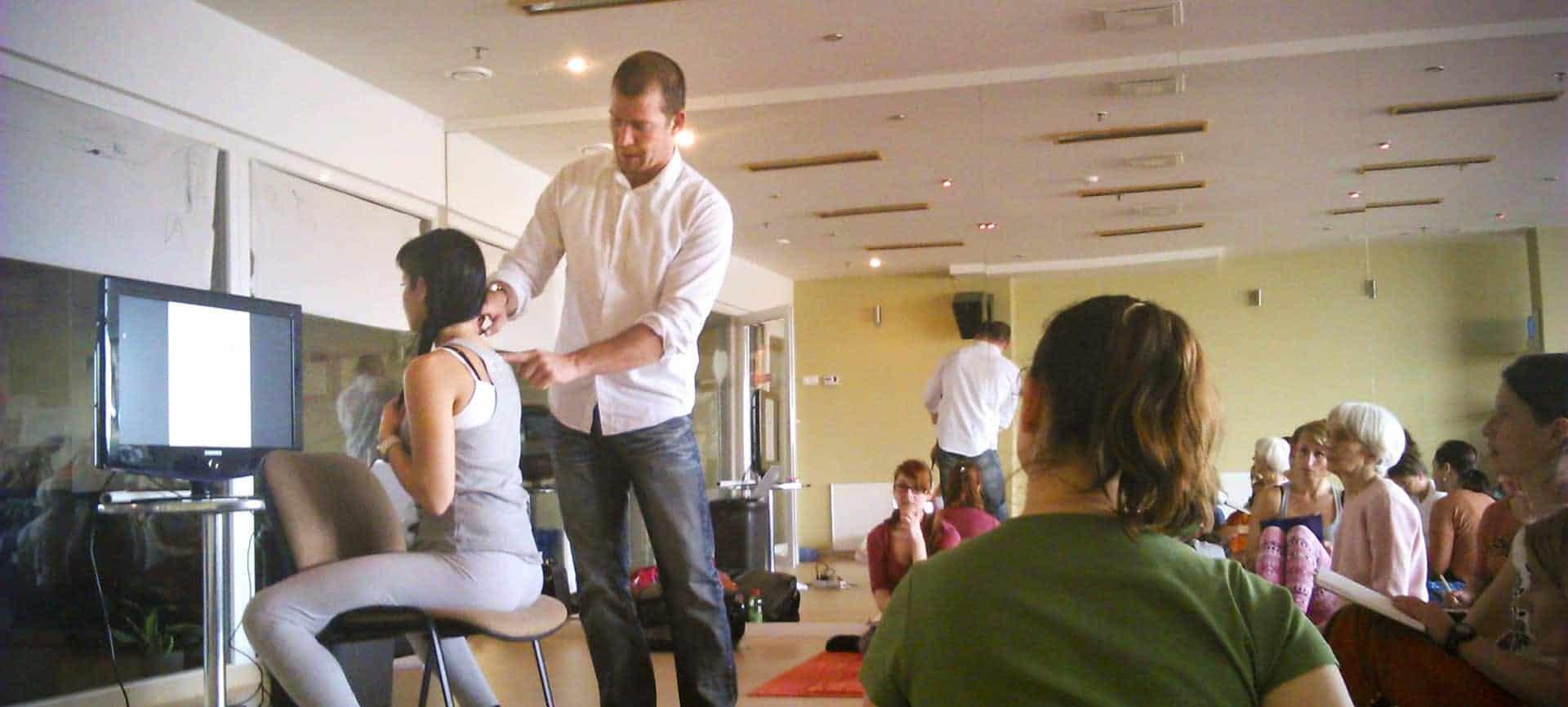Gerinc és Jóga – alapozó workshop jógaoktatóknak 1