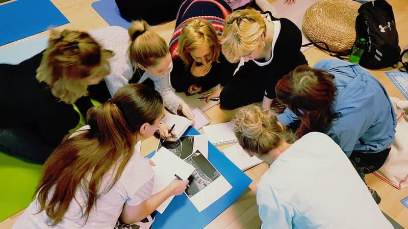 Gerincprevenciós tréner képzések 3